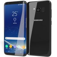 Samsung Galaxy S8 64Gb SM-G950FD (Midnight Black)