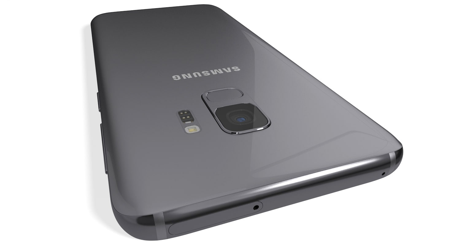 9cfaca7002f Samsung Galaxy S9 64Gb G960FD RU (Титан)