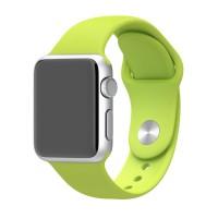 Ремешок для Apple Watch 38 mm, цвет зеленый