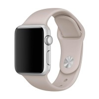 Ремешок для Apple Watch 38 mm, цвет серый