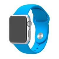 Ремешок для Apple Watch 42 mm, цвет голубой