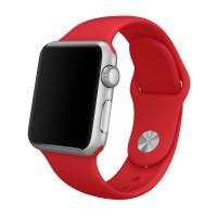 Ремешок для Apple Watch 38 mm, цвет красный