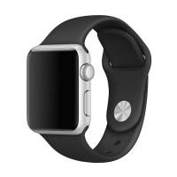 Ремешок для Apple Watch 42 mm, цвет черный