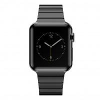 Металлический ремешок для Apple Watch 38mm Black