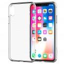 Силиконовый чехол для iPhone Xr - прозрачный